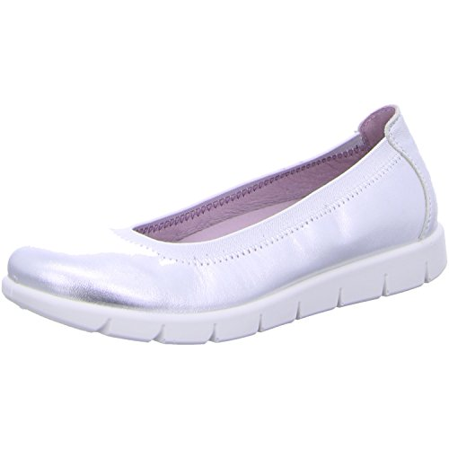 Superfit 00482-16, Ballerines pour fille Gris