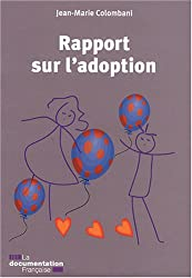 Rapport sur l'adoption