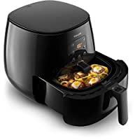 PHILIPS Daily Collection Air Fryer, Black, HD9260/94