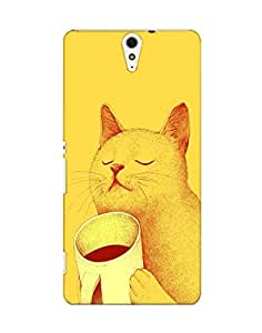 Pick Pattern Back Cover for Sony Xperia C5 Ultra (MATTE)