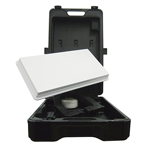Selfsat H30D Traveller Kit - Kit antena parabólica
