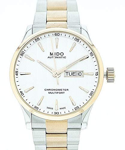 Mido Multifort Chronometer M038.431.22.031.00
