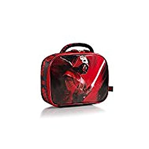 Star Wars Brand New Exclusive Designed Red Darth Vader Official Licensed Insulated Kids Lunch Bag