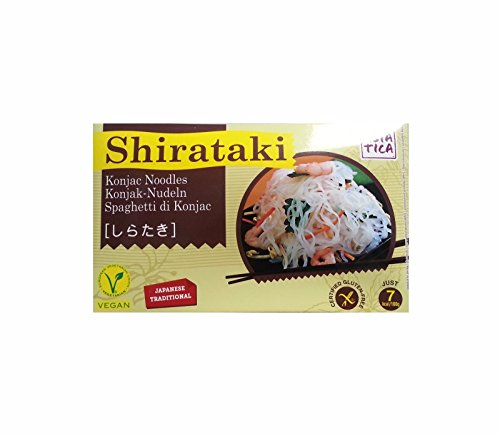 12er Pack - Shirataki Nudeln Spaghetti - Asiatica - 12 x 300g/ATG 200g