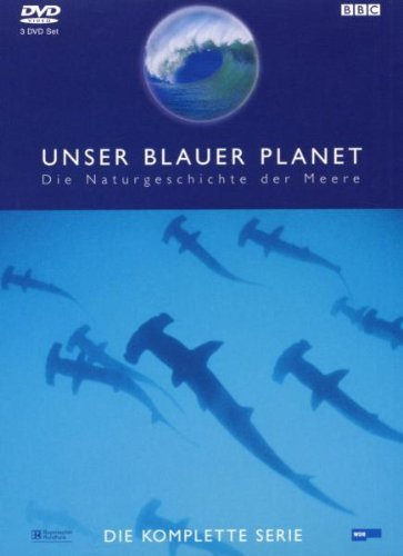 Unser Blauer Planet - Die Naturgeschichte der Meere (3 DVDs) -