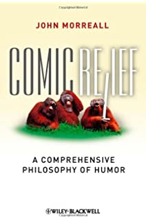 I'm having problems with a comic relief essay?