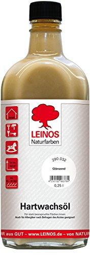 Leinos 290 Hartwachsöl 032 Glänzend 0,25 l
