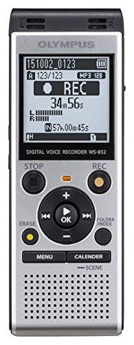 Olympus WS-852 Dictaphones Connexion PC, Type de...