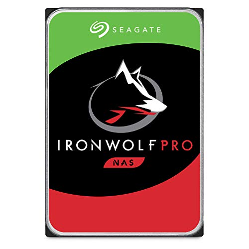 Seagate ST6000NEZ023 - Disco Duro Interno IronWolf