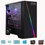 - CEO Zeta V2 - PC Gaming AMD 200GE 3.20GHz 4MB Cache | 16GB Ram DDR4 | 240GB SSD | GT 1050 2GB | HDMI/VGA Full HD | USB 3.0 |Wi-FI | WIN10 Pro