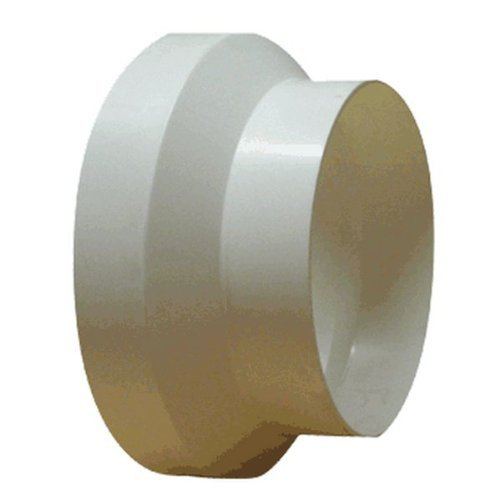 Kair Straight 125mm to 100mm Ducting Reducer / Adaptor - SYS-125 / SYS-100 - DUCVKC603 by Kair
