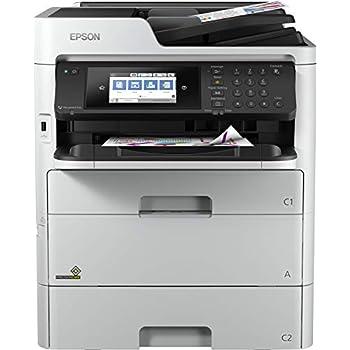 Epson Workforce Pro WF-C579RD2TWF Inyección de Tinta 24 ppm 4800 x ...