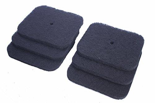 Sin marca Esponja Carbono Filtro reemplazo Catit Hooded