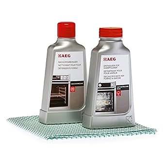 AEG 9029794964 Reinigungsset für Dampfgarer 250 ml: Amazon