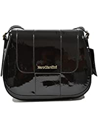 Nero Giardini accessori Tracolla borsa donna nero 3149 A743149D f818a125e43