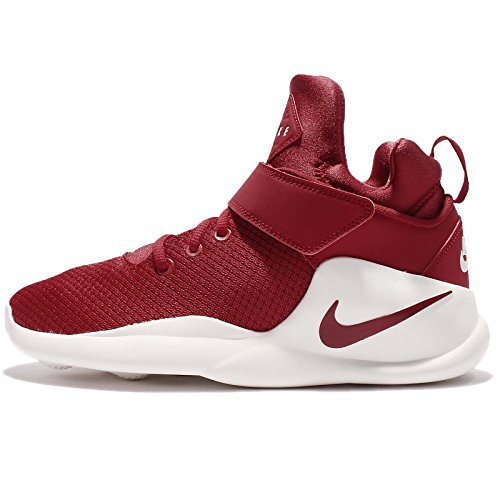Nike 844839-601, espadrilles de basket-ball homme Rouge