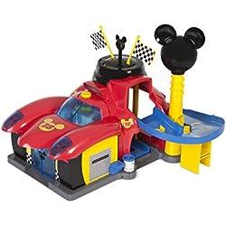 IMC Toys - Disney - Mickey et Ses Amis Top Départ Mouse Garage, 182493