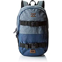 BILLABONG Command Skate Pack Mochila Tipo Casual, 18 cm, 23 litros, Dark Slate