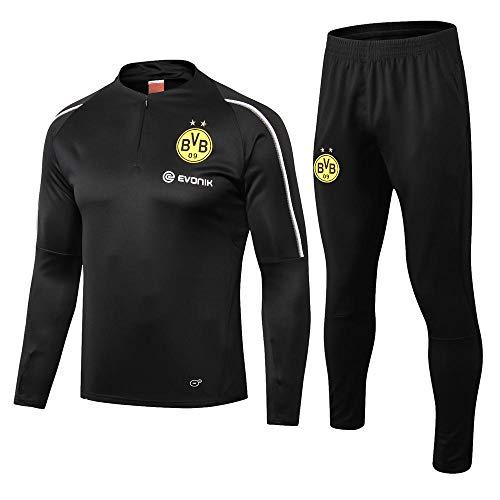 ZuanShiDaHeng Club Langarm Fußball Uniform Geschenk Herrenanzug Match Team Uniform @ 2_M -