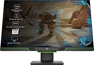 HP 27xq (27 Zoll / QHD LED) Gaming Monitor (AMD FreeSync, 1 x DisplayPort, 2 x HDMI, 2560 x 1440, 60Hz, 1ms Reaktionszeit) schwarz (B07F6HHW1T) | Amazon price tracker / tracking, Amazon price history charts, Amazon price watches, Amazon price drop alerts