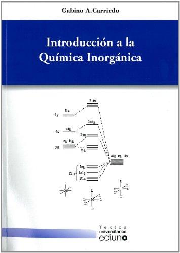 Introducción a la Química Inorgánica (Textos Universitarios)