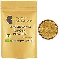 Carmel Organics USDA Certified Ginger Root Powder || 340 Grams