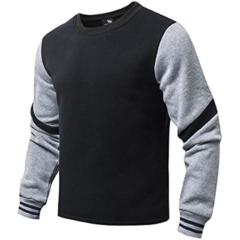 Jiayiqi Para Hombre Elegante Sudadera Nueva Temporada Grueso Suéter Chaqueta
