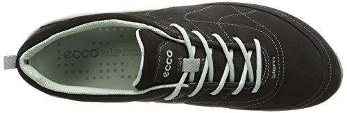 ECCO - Ecco Biom Grip Lite, Scarpe sportive outdoor Donna Nero (Schwarz (BLACK/BLACK/ICE FLOWER 58183))