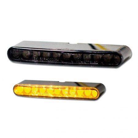 "Preisvergleich Produktbild LED-Blinkerset ""FineLiner"" schwarz,  getönt"