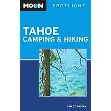 Moon Spotlight Tahoe Camping and Hiking