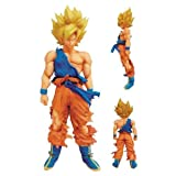 Dragon Ball Z Super Saiyan Goku Master Stars Piece Supreme Statue by Dragon Ball Z
