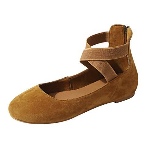 ODRD Sandalen Shoes Lässige Frauen-Damen-Sommer-niedrige Flache Ferse-Flipflops einzelne Strandschuhe Schuhe Strandschuhe Freizeitschuhe Turnschuhe Hausschuhe (Einzelne Halloween Kontaktlinsen)
