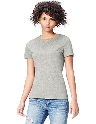 Find t-shirt donna, grigio (grey), 40 (taglia produttore: x-small)