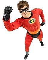 Mr Incredible - Adult Fancy Dress Costume