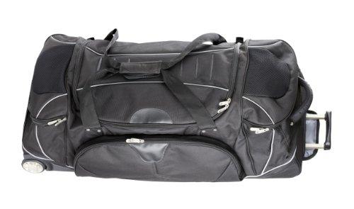 Imagen de fortuna– con ruedas de funda + función––bolsa de viaje bolsa de deporte–96cm/145liter