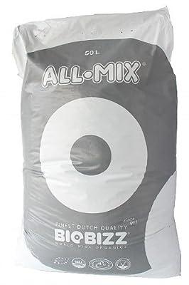 Biobizz - All Mix Organische Erde Kompost Topfplanzen Hydrokultur 10, 20 & 50 Liter von BioBizz auf Du und dein Garten