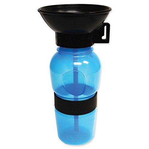 Portable Dog Wasserflasche Für Reise & Sport Hund- Wasserflasche Unterwegs Reise Trinkflasche für Hunde Haustier Trinkflasche Pet Dog Travel Water Bowl Bottle (Unzen Squeeze-flasche 20)
