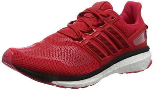 Adidas Impulso Homens De Energia 3 Tênis Rosso (raio Vermelho / Núcleo Preto / Escolar Vermelha)