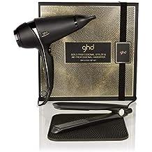 ghd dry & style gift set - Set de plancha de pelo profesional ghd gold,