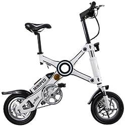 Scooter Eléctrico plegable Compact iBike minip