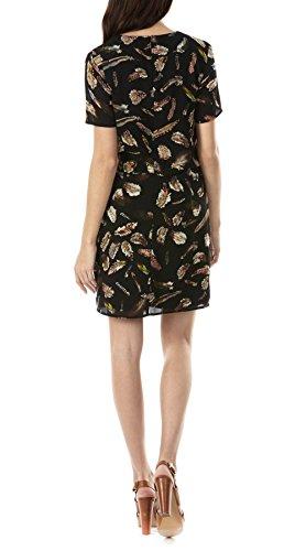 Sugarhill Boutique -  Vestito  - Maniche corte  - Donna Nero