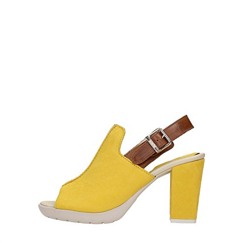 CALLAGHAN scarpe donna sandali 99101 SABBIA Giallo