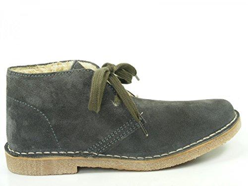 SPM 60906328 Paris, bottes & bottines femme Grau