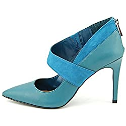 Vince Camuto LATOUR, Mary Jane Pumps Mujeres, Geschlossener Zeh, Groesse 9.5 US /41 EU