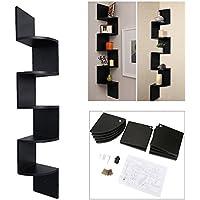 Amazon Co Uk Corner Shelves Home Amp Kitchen