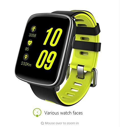 zlywj cardiofrequenzimetro sport all'aria aperta smart wristband ip68 impermeabile bluetooth hd schermo della frequenza cardiaca monitor intelligente orologio da polso