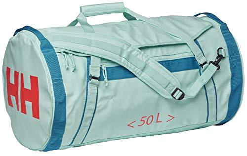 Helly Hansen Duffel 2 Bolsa De Viaje Deporte, Unisex Adulto, Blue Tint, 50L