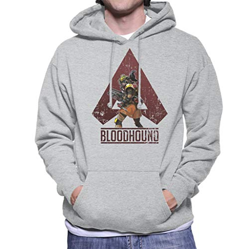 Apex Legends Bloodhound Technological Tracker Men's Hooded Sweatshirt