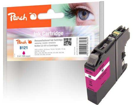 Peach Tintenpatronen kompatibel zu B1220/1240/1280