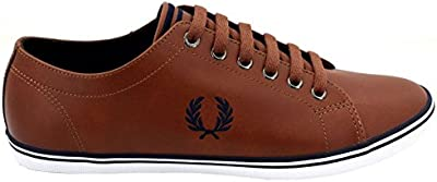 Fred Perry - Fred Perry Kingston Leather Brown